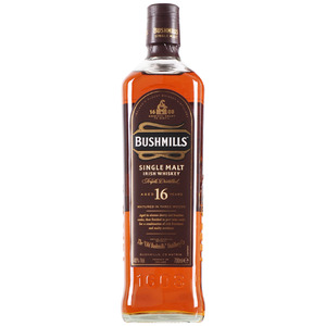 Bushmills Malt, 16 Y - Three Wood