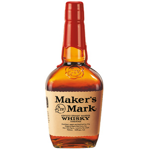 Maker's Mark, Red Top - Burbon Whisky