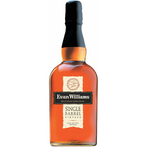 Evan Williams - Single Barrel Vintage
