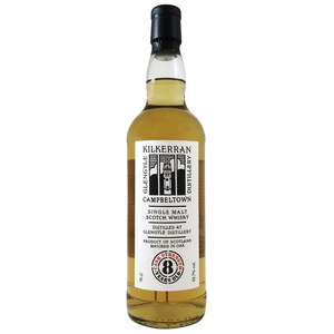 Kilkerran, 8 Y - Cask Strength