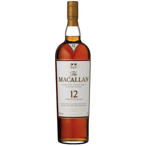 Macallan, 12 Y - Sherry Cask
