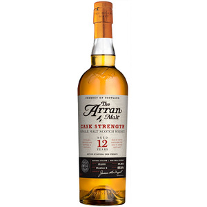 Arran Cask Strength 12 Y Single Batch