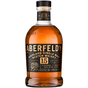 Aberfeldy, 15 Y - Limited Bottling