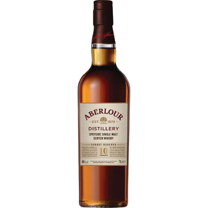 Aberlour, 10 Y - Forest Reserve
