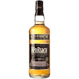 BenRiach, 10 Y - Curiositas Peated