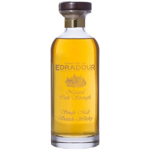 Edradour - Bourbon Decanter