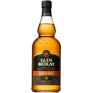 Glen Moray, 10 Y - Fired Oak