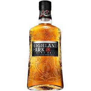 Highland Park, 18 Y - Viking Pride