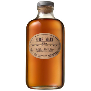Nikka - Pure Malt, Black