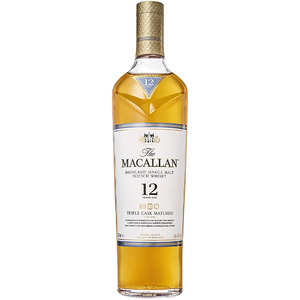 Macallan, 12 Y - Triple Cask Matured