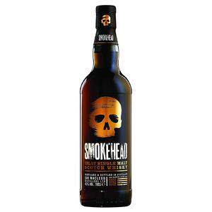 Smokehead - Islay Single Malt Scotch Whisky