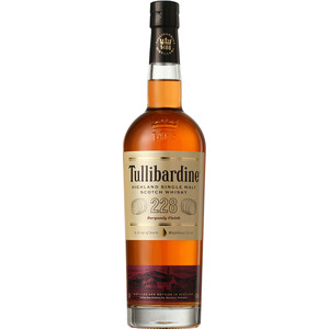 Tullibardine - 228 Burgundy Finish