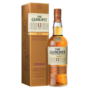 Glenlivet, 12 Y - First Fill