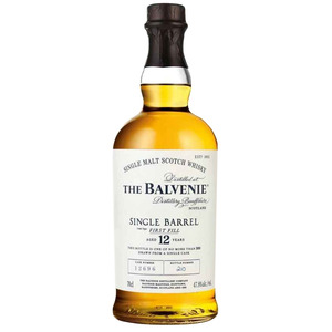 Balvenie, 12 Y - Single Barrel First Fill