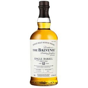Balvenie, 12 Y - Single Barrel First Fill