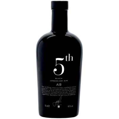 5th Gin -  Black Air