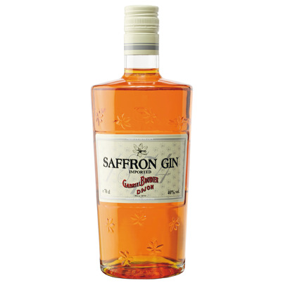 Gabriel Boudier's Saffron Gin