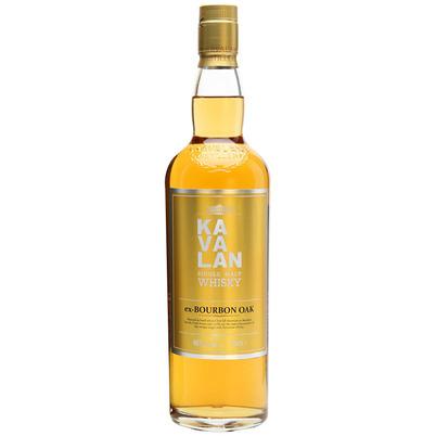 Kavalan - Ex Bourbon Oak