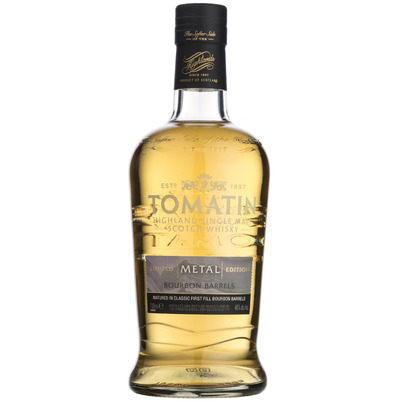 Tomatin, Five Virtues - Metal