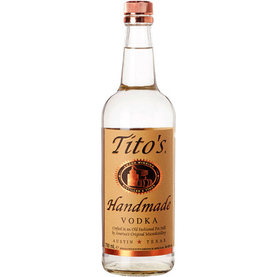 Tito's - Homemade Vodka