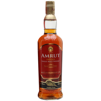 Amrut - Madeira Finish