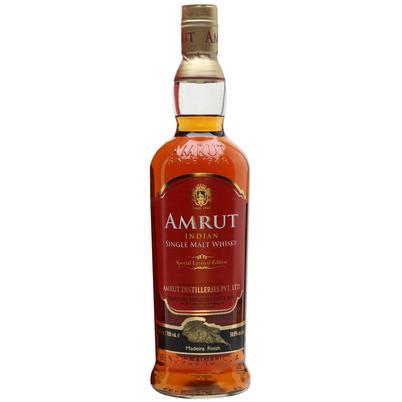 Amrut - Madeira Finish