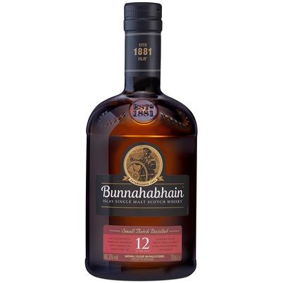 Bunnahabhain, 12 Y