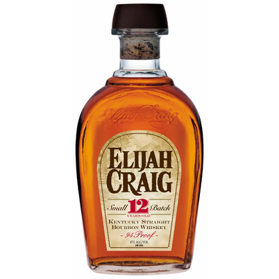 Elijah Craig, 12 Y - Small Batch