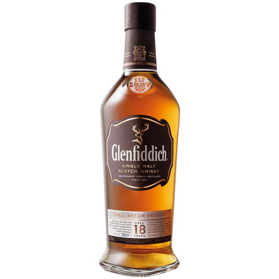 Glenfiddich, 18 Y - Small batch