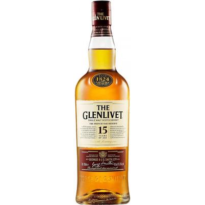 The Glenlivet, 15 Y - French Oak