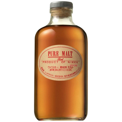 Nikka - Pure Malt, Red