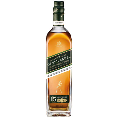 Johnnie Walker, 15 Y - Green Label