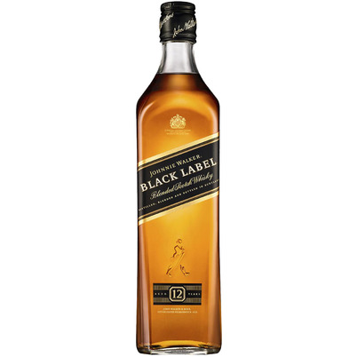Johnnie Walker, 12 Y - Black Label