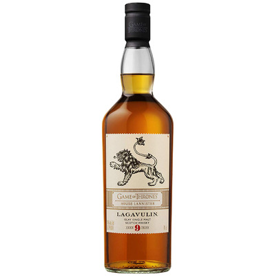 Lagavulin, 9 Y - House Lannister