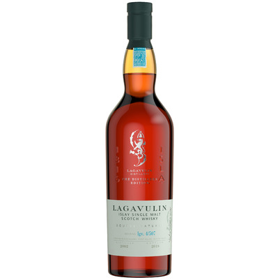 Lagavulin - Distillers Edition
