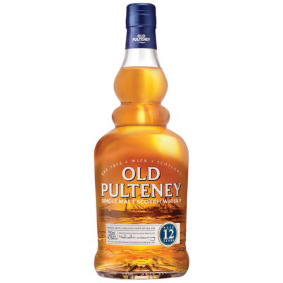 Old Pulteney, 12 Y