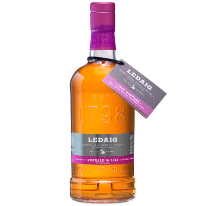 Ledaig 1996 - Sherry Finish