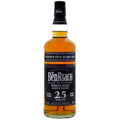 The Benriach 25 Y