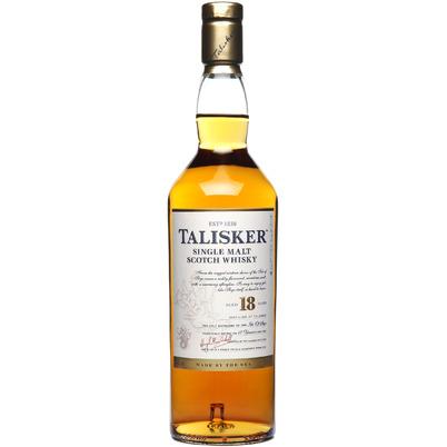 Talisker, 18 Y
