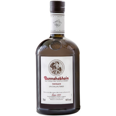 Bunnahabhain - Toiteach