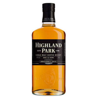Highland Park - Ambassador's Choice, 10 Y
